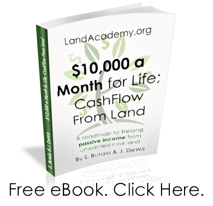 Land Academy Free e-book