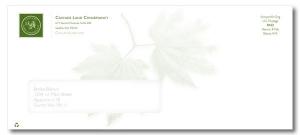 Letterhead letter