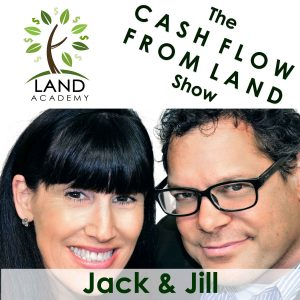 1st The Cash Flow From Land Show Podcast Episode Airs