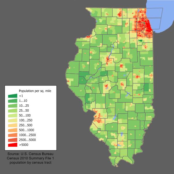 Population Census Maps - Land Academy
