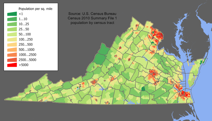Population Census Maps  Land Academy