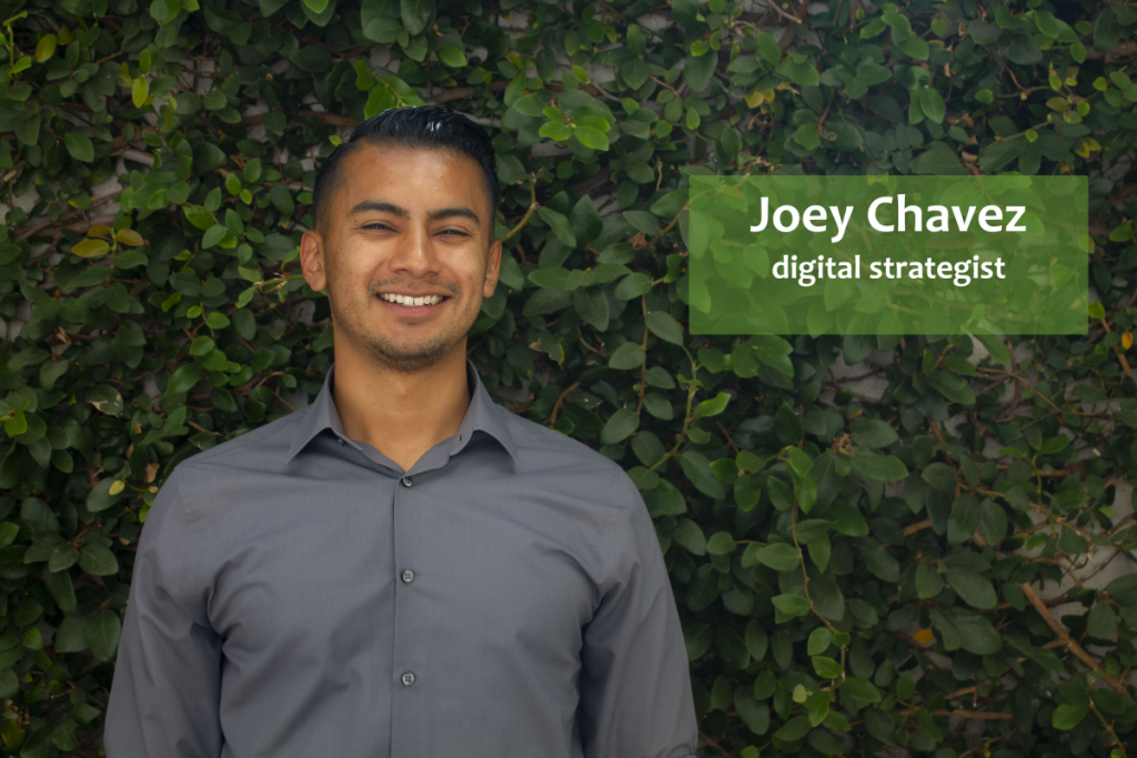 Joey Chavez Marketing Digital Strategist BuWit Land Academy