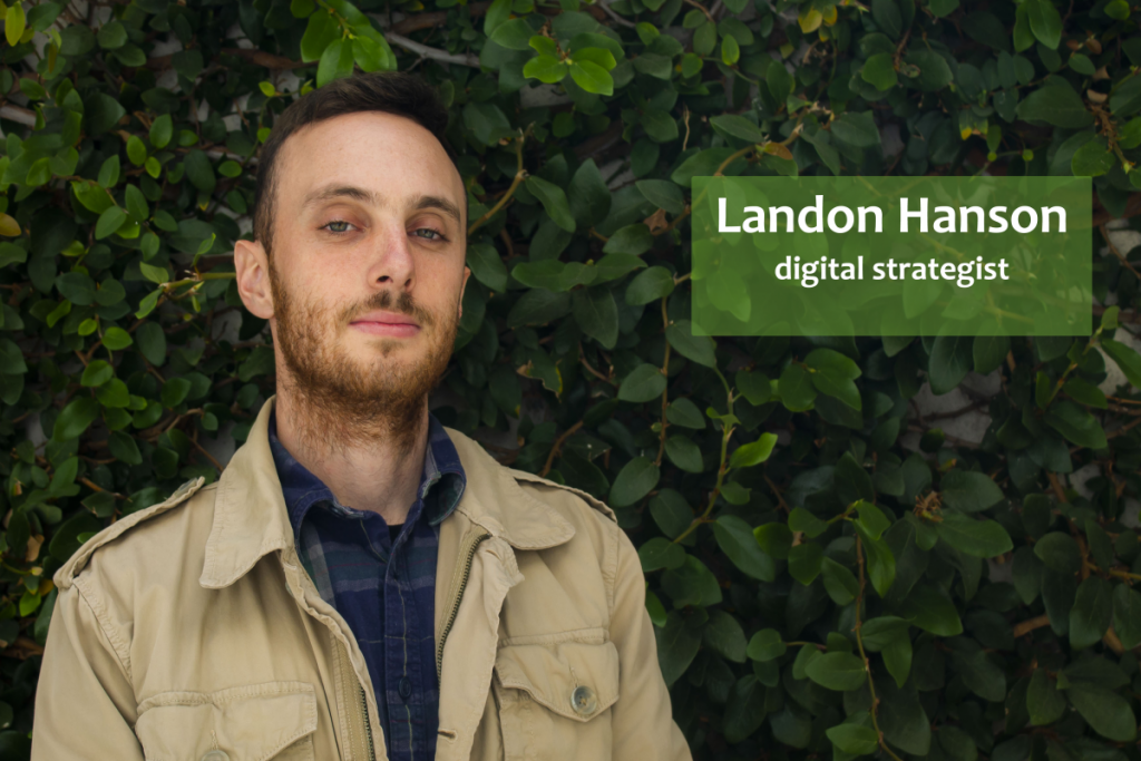Landon Hanson Marketing Digital Strategist BuWit Land Academy