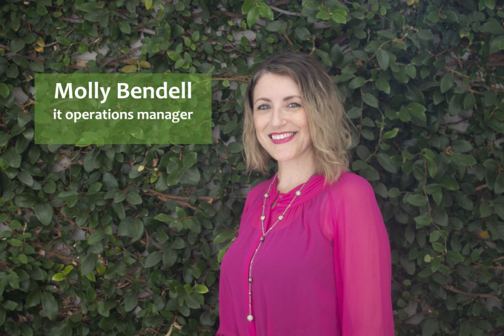 Molly Bendell IT Operations Manager BuWit Aaron Belt Customer Service Representative BuWit Land Academy