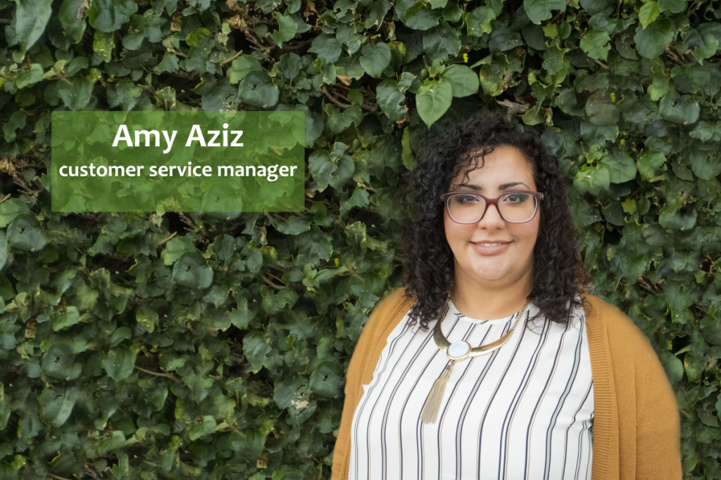 Amy Aziz Customer Service Manager BuWit Land Academy