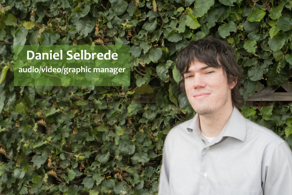 Daniel Selbrede Audio Video Graphic Manager BuWit Land Academy