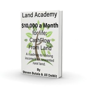 land academy ebook cover