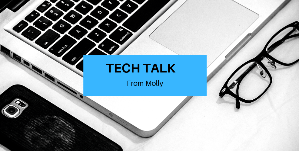 Land Investors Newsletter Tech Talk by Molly Bendell