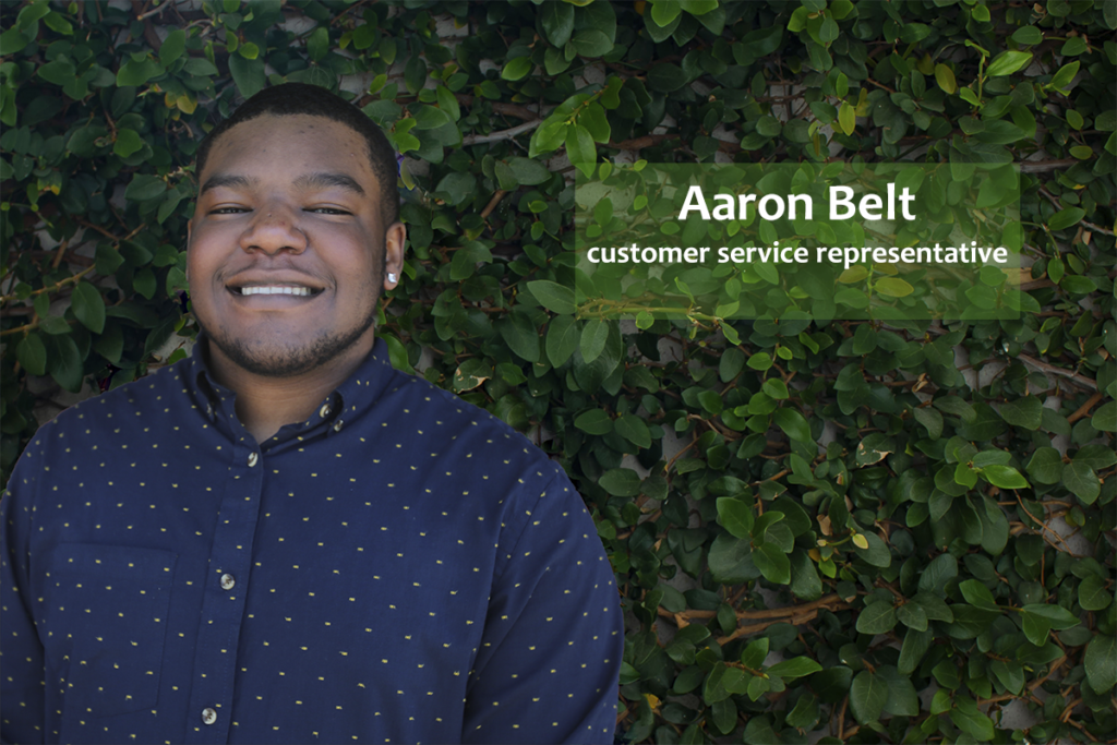 Aaron Belt Customer Service Representative BuWit Land Academy